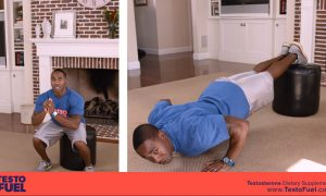 Chair Workouts at Home