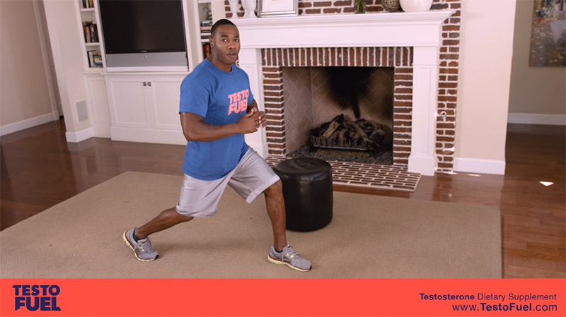 chair-exercises-pulsating-lunges
