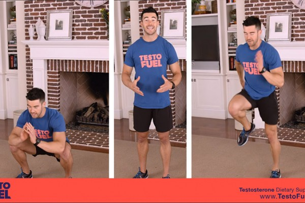 Home HIIT Exercises that Boost Testosterone