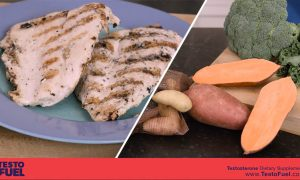 Nutrition For Muscle Growth and Fat Loss