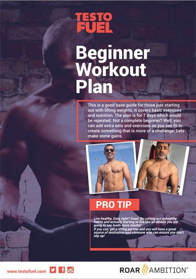 Beginner's Workout Plan