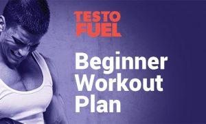 Beginner Muscle Building Workout Plan