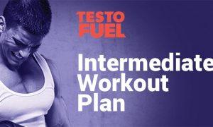 Intermediate Muscle Building Workout Plan