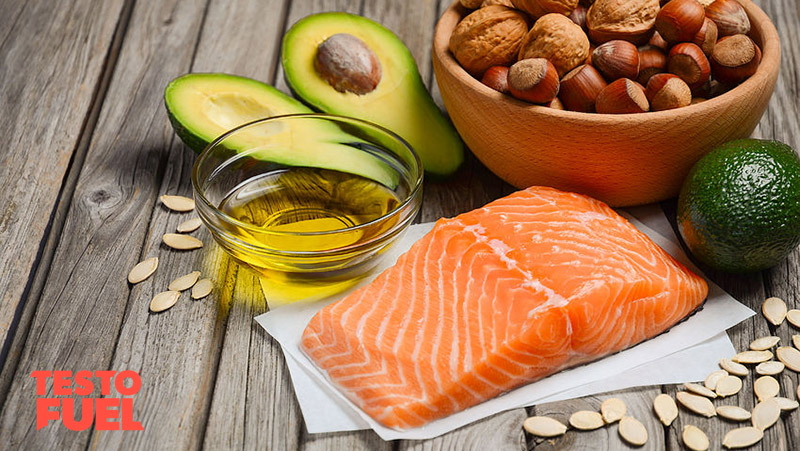 high fat diet and testosterone