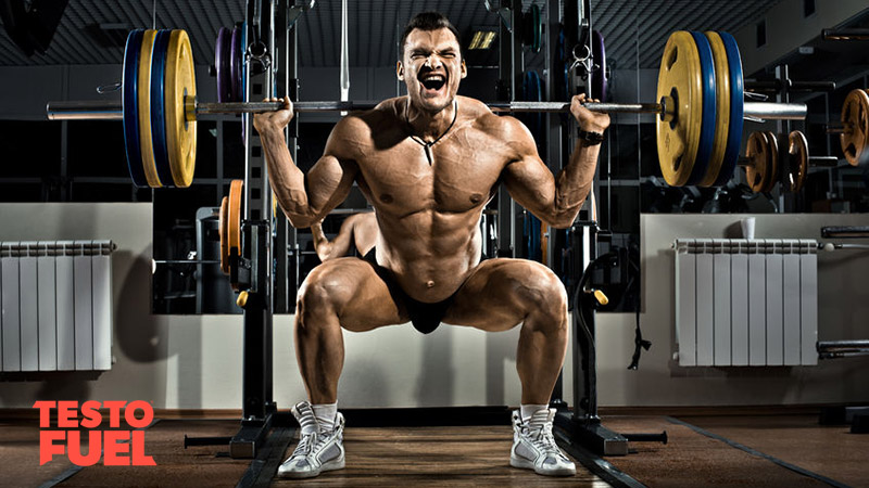 Free-Weights-Increase-Testosterone