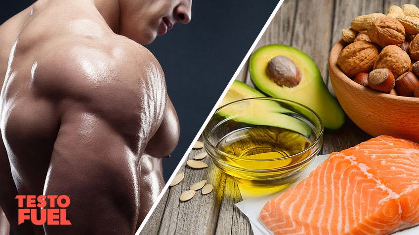foods that can raise testosterone levels