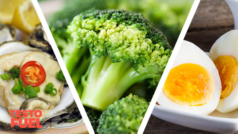 Top 10 Testosterone Boosting Foods