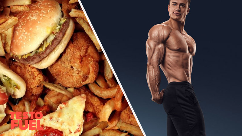Does Junk Food Lower Testosterone?
