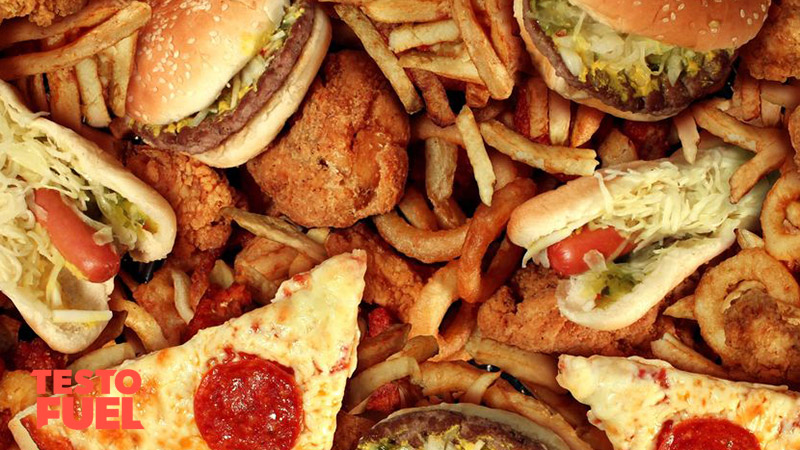 Testosterone Lowering Junk Food