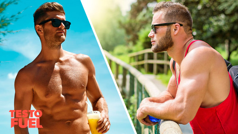Does Sunbathing increase Testosterone?