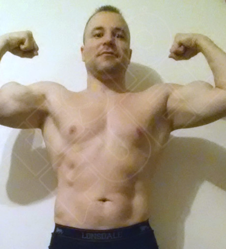 Gergo after using TestoFuel