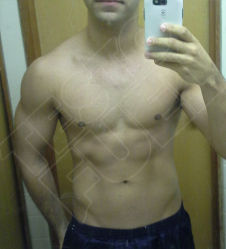 Jonatan after using TestoFuel