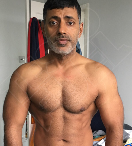 Kashif after using TestoFuel