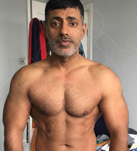 Kashif after using TestoFuel