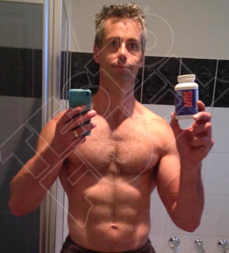 Paul after 4 months using TestoFuel