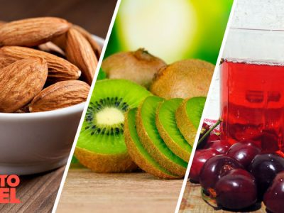 5 Foods That Help Improve Sleep