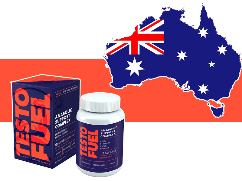 TestoFuel in Australia – Where to buy it?