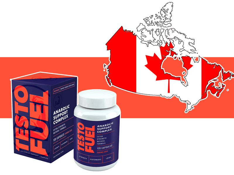 TestoFuel in Canada – Where to buy it?