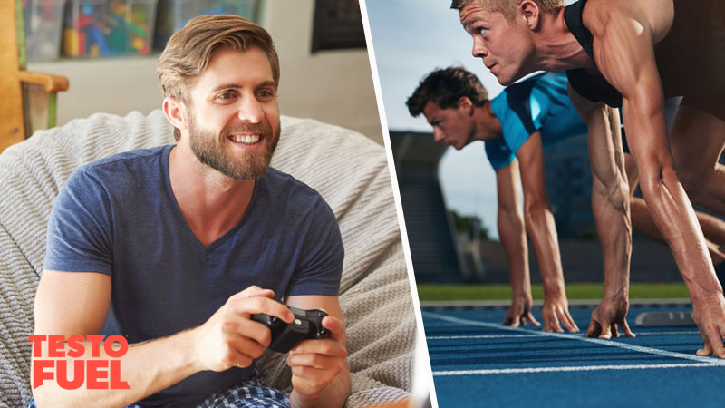 Do Video Games Boost Testosterone?