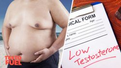 Low Testosterone and Male Breasts (Gynecomastia)