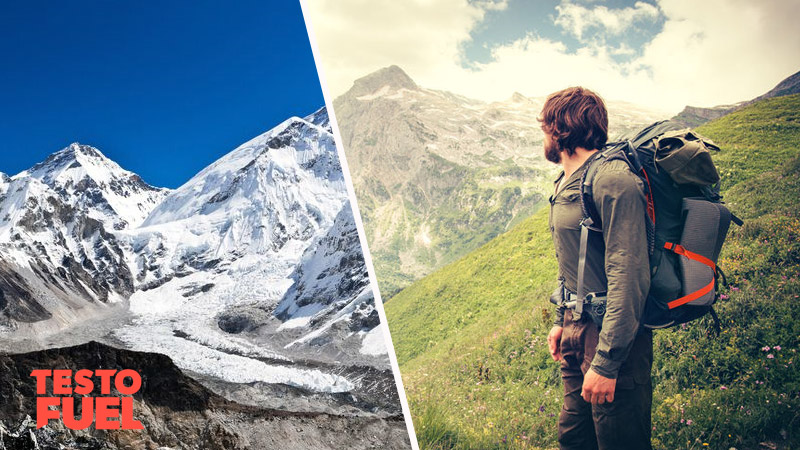 Does Mountain Climbing Boost Testosterone?