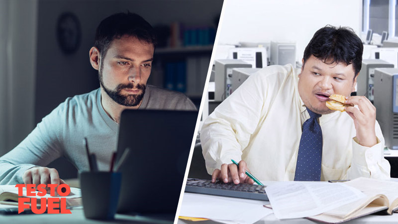 Could Your Office Job Be Lowering Your Testosterone?