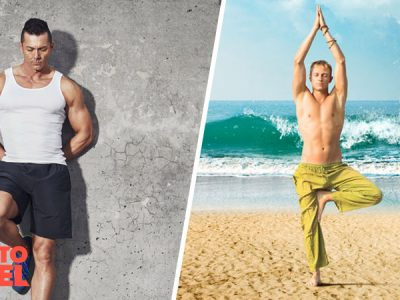 Could Yoga Boost Your Testosterone Levels?