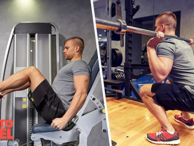 Are Squats or Leg Presses Better for Testosterone?