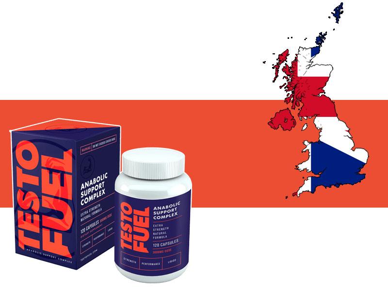 TestoFuel in UK – Where to buy it?