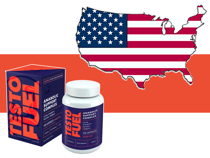 TestoFuel in USA America – Where to buy it?